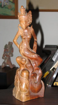 Khmer's Naga Mother